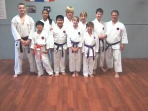 Group Photo 25 Oct 2014 Aki Gasshuku