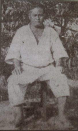Chojun Miyagi around 1950